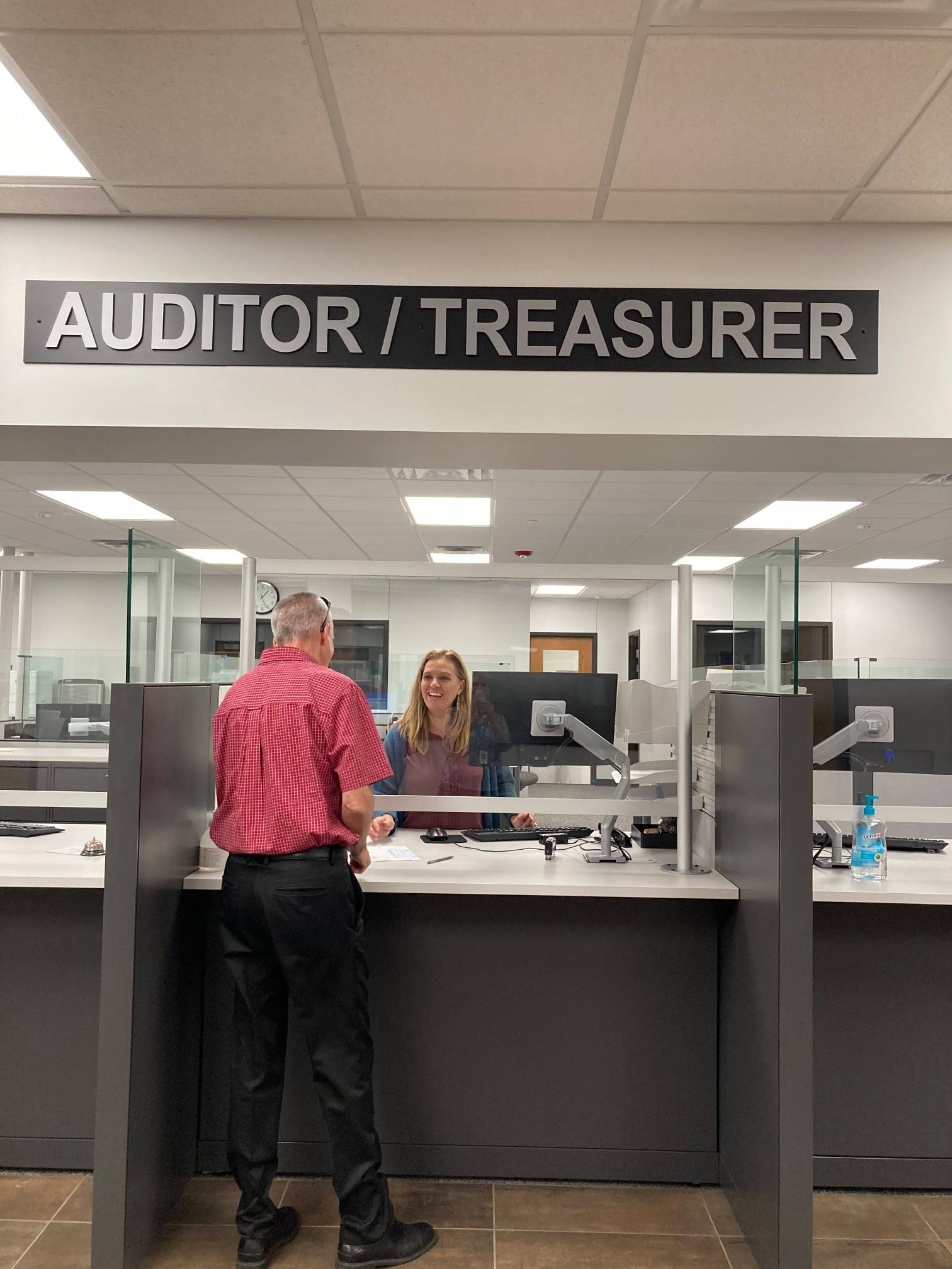 auditor office